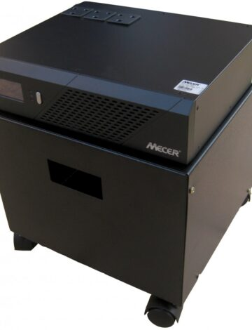 Mecer Cabinet X-Treme Long Run (2400VA / 2x200Ah)
