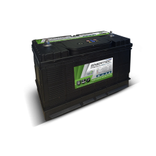 Enertec (/Energizer) 105Ah 12V 674 Deep Cycle Battery (Studded)
