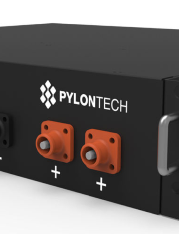 PylonTech 2.4kWh Lithium-ion US2000B Solar/UPS Battery 48V